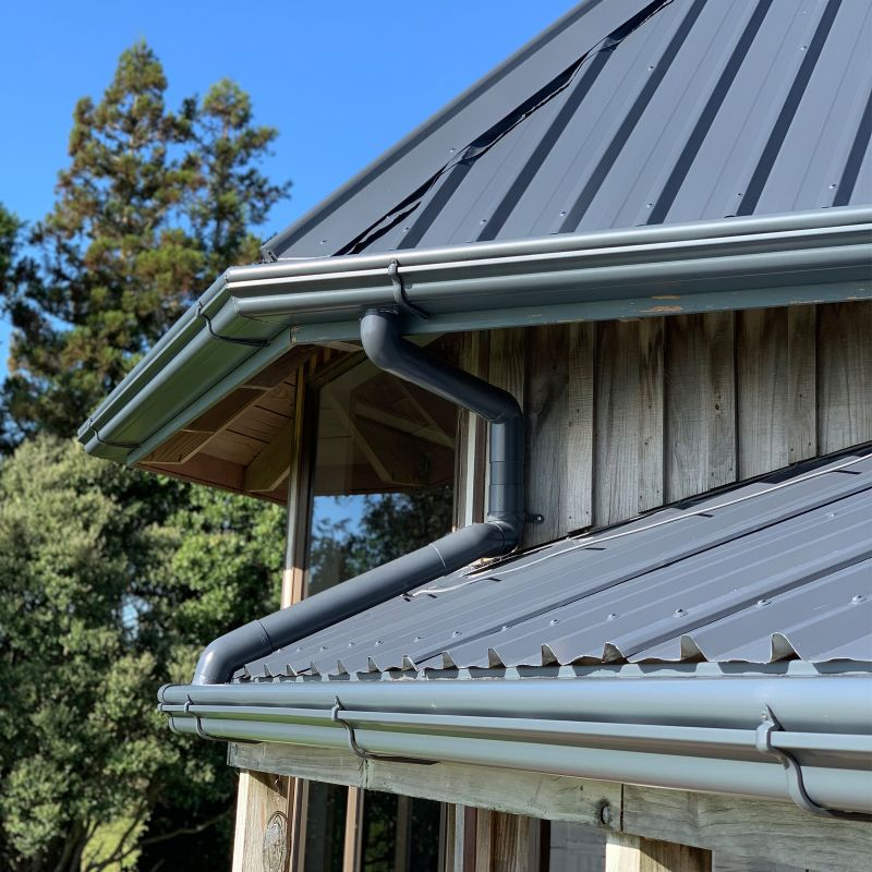 Low Maintenance  Gutter and Spouting